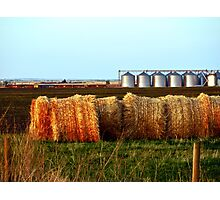 The Canadian Prairies Photographic Print