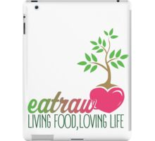 Raw Eating iPad Case/Skin