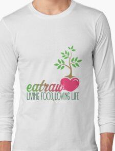 Raw Eating Long Sleeve T-Shirt