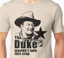 The Duke Searchers Red River Unisex T-Shirt