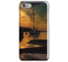 Instow Boats  iPhone Case/Skin