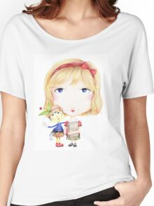 My Imaginary Friend Women's Relaxed Fit T-Shirt