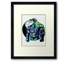 Orcs Framed Print