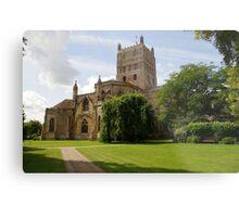 Twekesbury Abbey exterior Metal Print