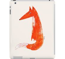 Just a Fox iPad Case/Skin