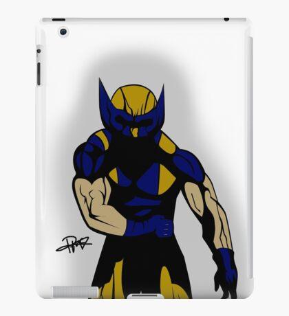 Wolverine Pose iPad Case/Skin