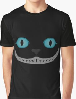 Gato de Chessire Graphic T-Shirt