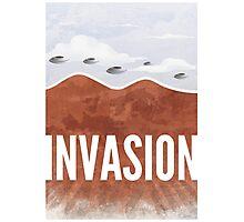 Invasion - Autumn of Humanity Photographic Print