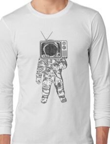 Englishman Up In Space - Bastille Long Sleeve T-Shirt