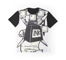 Love ink. Making art! Graphic T-Shirt