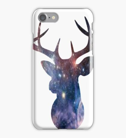 Galaxy Stag iPhone Case/Skin