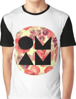 Of Monsters and Men Logo Graphic T-Shirt