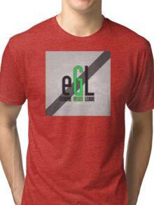 eGL Gaming Logo Square Tri-blend T-Shirt