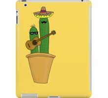 Cactus Brothers iPad Case/Skin