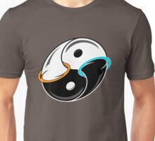 Darkness and Light...and Portals Unisex T-Shirt