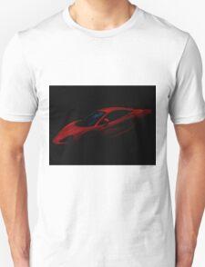 Red Lamborghini Dream Unisex T-Shirt