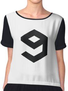 9gag Merchandise Chiffon Top