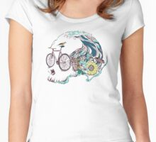 RIDE Women's Fitted Scoop T-Shirt