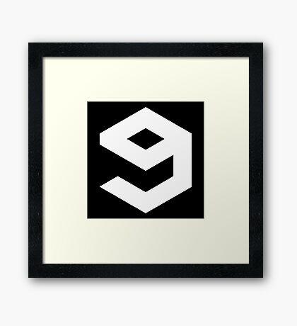 9 Gag Gifts Framed Print