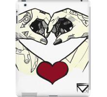 loving ink iPad Case/Skin