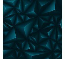 Polygonal Photographic Print