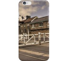 Railway Tavern Grosmont  iPhone Case/Skin