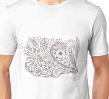 Flowing Flowers Unisex T-Shirt