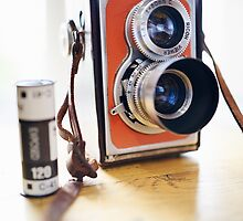 The Ricohflex Shot the Film by Andy Freer