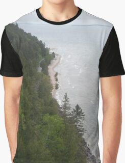 Forest Beach Graphic T-Shirt