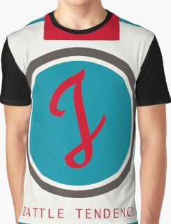 Battle Tendency Graphic T-Shirt