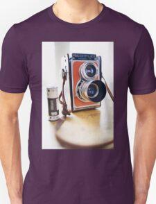 The Ricohflex Shot the Film T-Shirt