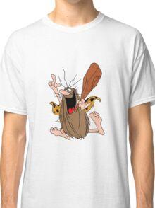 Captain Caveman Classic T-Shirt
