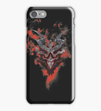 World Eater iPhone Case/Skin
