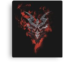 World Eater Canvas Print
