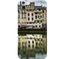Reflections of Bayonne iPhone Case/Skin