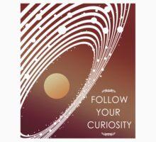 Follow Your Curiosity Kids Clothes