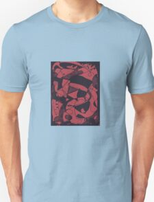 Abstract scribble  Unisex T-Shirt