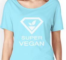 super vegan Women's Relaxed Fit T-Shirt