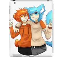 Gumball and Darwin Watterson iPad Case/Skin