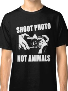 photo Classic T-Shirt