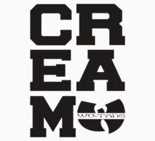 Cream Music Kids Tee