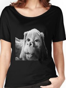 Falkor The Luck Dragon From The Neverending Story Design Women's Relaxed Fit T-Shirt