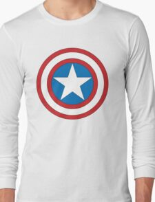 CAPTAIN AMERICA Long Sleeve T-Shirt