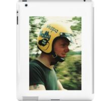 Scooter Art iPad Case/Skin