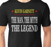 Kevin Garnett-The Legend Unisex T-Shirt