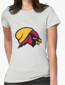 Arizona Cardinals Womens Fitted T-Shirt