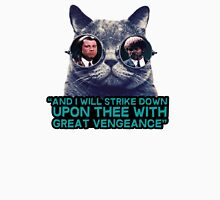 Galaxy cat glasses - pulp fiction quote jules Tank Top