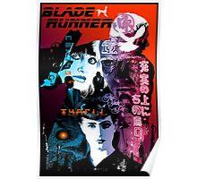 Blade Runner Poster Poster