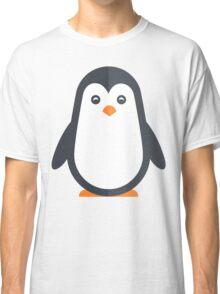 Cute Penguin // Cute Aquatic Animal / Cute Animals Stickers Series /  Classic T-Shirt