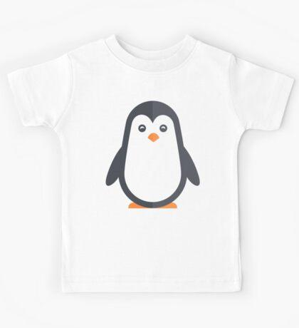 Cute Penguin // Cute Aquatic Animal / Cute Animals Stickers Series /  Kids Tee